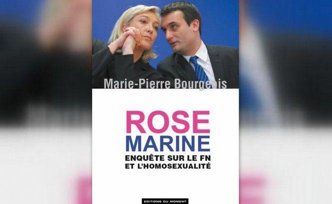 La journaliste Marie-Pierre Bourgeois a mené l'enquête, entretiens à l'appui, sur l'évolution du Front national sur la question de l'homosexualité, un thème aussi clivant que fédérateur.