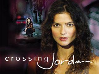 Crossing Jordan.. miss Jill on TV...