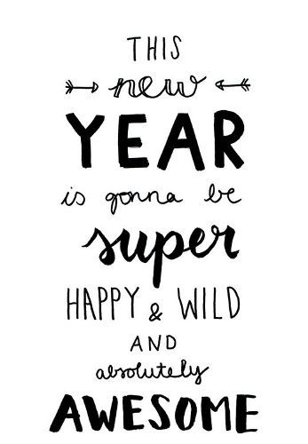 The 89 best Quotes about the New Year images on Pinterest ...