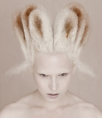 Finalist - Avant Garde hairdresser of the Year 2010 - Skyler McDonald