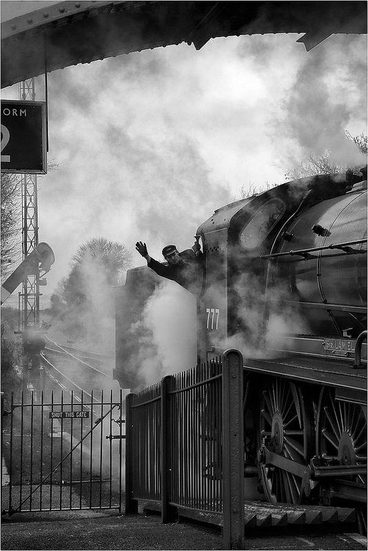 The Engine Driver - Sir Lamiel #60-365 | Flickr - Photo Sharing!