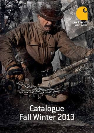 Carhartt Fw13 en du complete catalogue