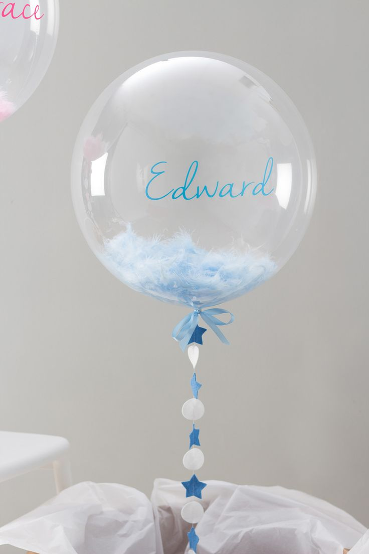 Top 25 best baby shower balloons ideas on pinterest for Baby christening decoration