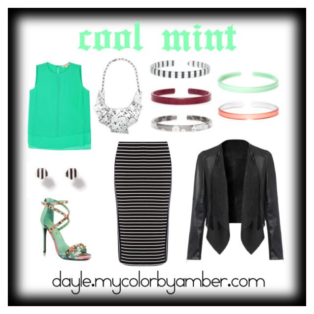 CBA Cool Mint by dayle-burton
