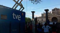 TVE transmite hoy y mañana la Semana Santa de Zamora - Zamora News, tu Periódico Digital en Zamora