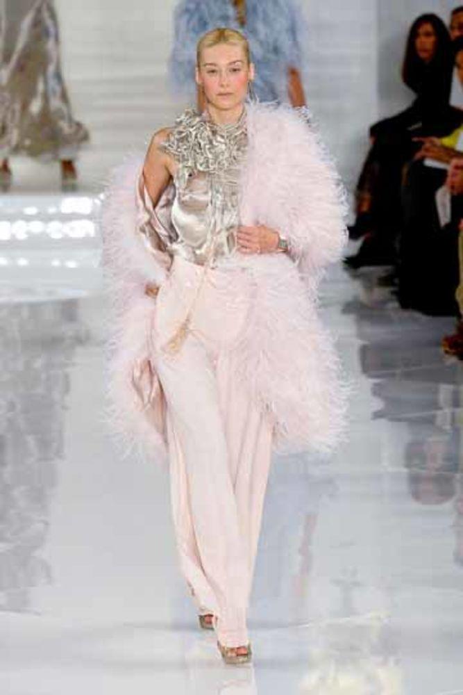 Ralph Lauren Spring 2012: Daisy Buchanan in Her Easter Sunday Best - Fashionista