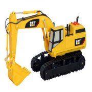 Toy State Caterpillar Construction Massive Machine: Excavator Image 1 of 1
