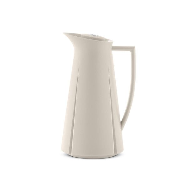 DescriptionA test-winner, this Grand Cru Thermos jug retains heat for longer than many other Thermos jugs. Thanks to the push-button function, there is no need
