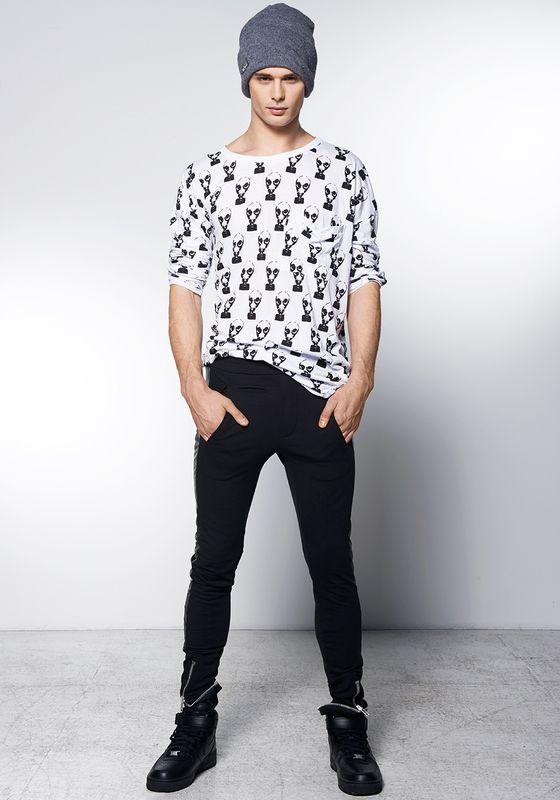 Spodnie OPERA STRIPE SPORTS: http://robertkupisz.com/pl/shop/products/spodnie-opera-stripe-sports?variant=color_black