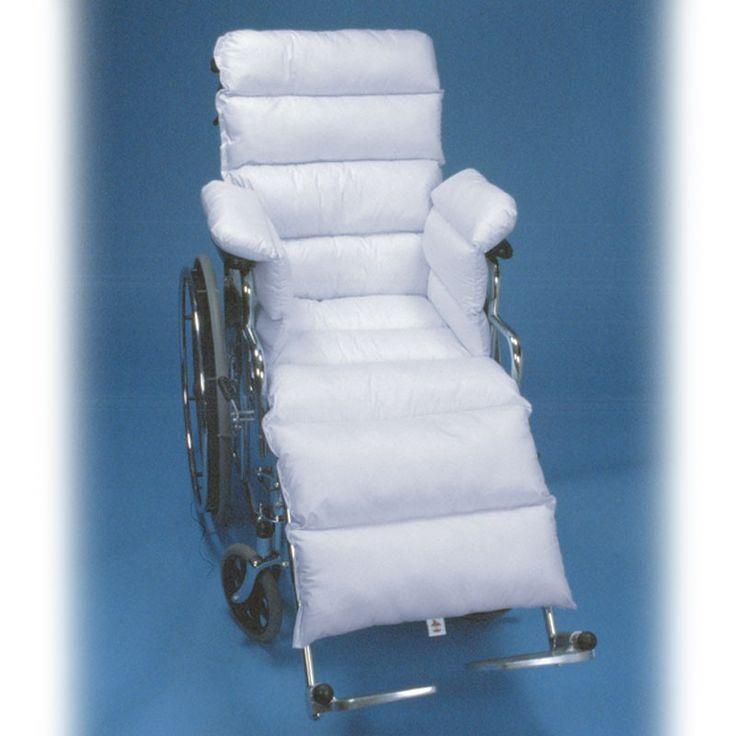 Wheelchair Comfort Pad : Wheelchair Cushions