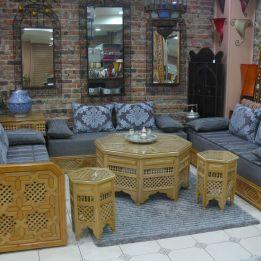 Les 55 meilleures images propos de maison marocaine sur for Salon yasmine chlef
