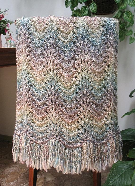 Knitting Shawl : Best images about prayer shawls on pinterest knitting