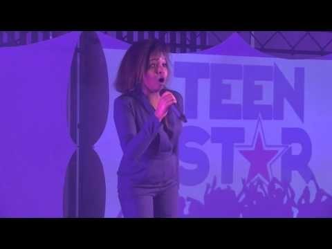 THINK – ARETHA FRANKLIN performed by SARAH IKUMU at TeenStar singing contest - YouTube