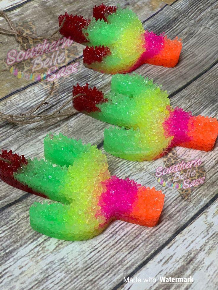 Serape_TX Cactus Air Freshener Car Scents Candle Accessory