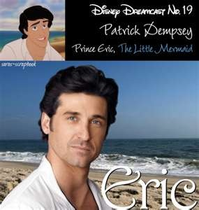 .disney dreamcast << EXACTLY!!! I've always thought that Dempsey is the perfect Eric.