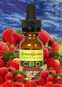 Green Garden Gold CBD Regular VAPE-OIL is provided by Wizards CBD at only $24.99.