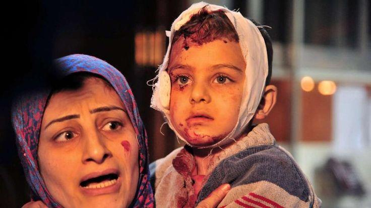Mehr als 140 Tote in Syrien! | Bomben-Terror in Homs und Damaskus