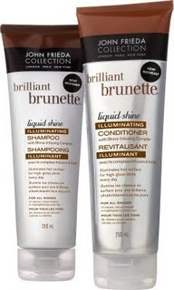 really brilliant brunette shine shock leave on perfecting glosser