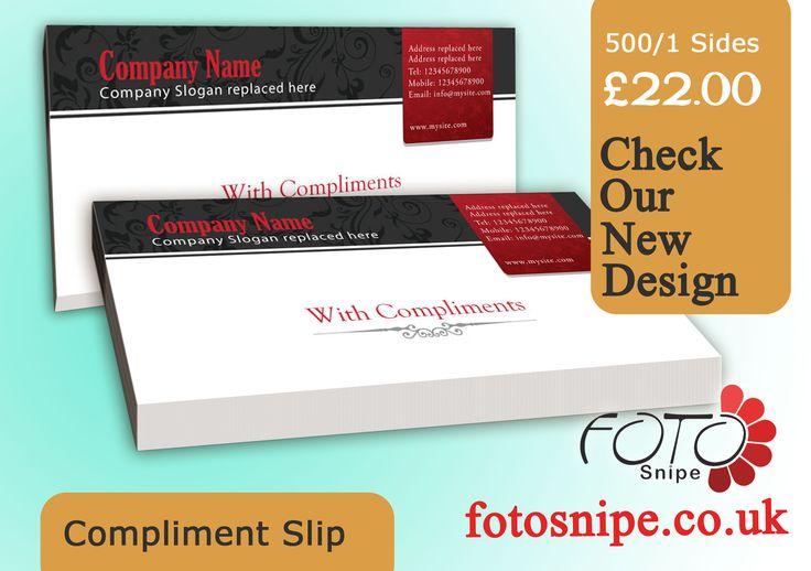 Promoworx Design Studio - Brainbox compliment slip compliment - compliment slip template