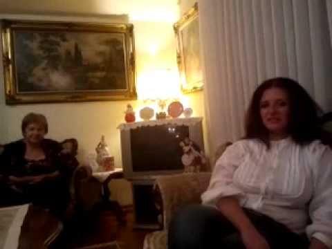 ΚΑΤΕΡΙΝΑ ΜΠΑΛΟΥΚΑ για επισκεψη Α.ΣΥΜΕΩΝΙΔΟΥ - YouTube