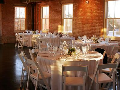 The Filter Building on White Rock Lake Dallas Texas Wedding Venues 3