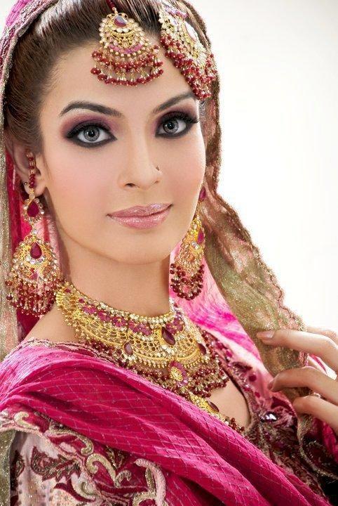 Pakistan Bridal Jewelry