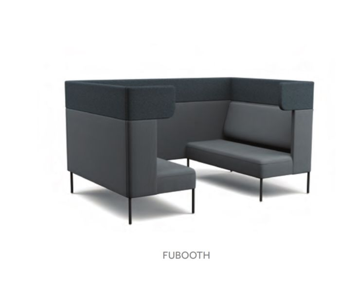 Four®US Booths and Sofas - Product Page http://www.genesys-uk.com/FourUS-Booths-And-Sofas.Html  Genesys Office Furniture Homepage: http://www.genesys-uk.com  Four®US Booths and Sofas is everything from a classic sofa to an innovative modular zoning system creating a touchdown workplace with great conditions for interacting.  With Four®US Booths and Sofas you get a space with better acoustic and aesthetic design.  This range has been created by award winning designer Anders Nørgaard. A…