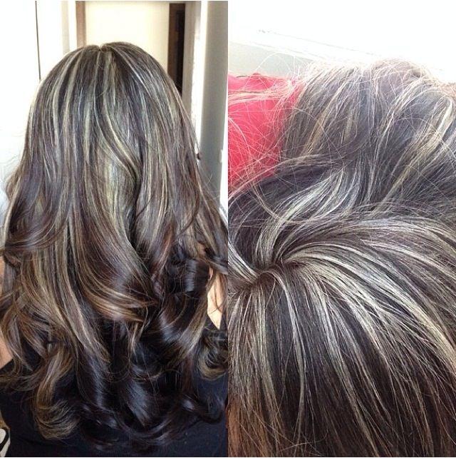 28 Hair Highlights Asian