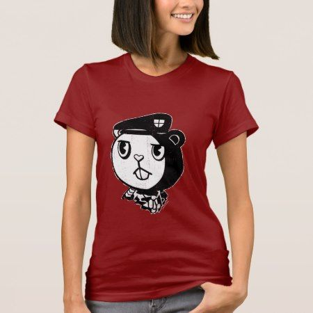 Chez Flippy B&W T-Shirt - click to get yours right now!