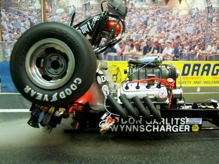 a colorized shot of the drag racing accident of don garlits don lo smell the nitro see the. Black Bedroom Furniture Sets. Home Design Ideas