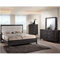 Belair King Bedroom Set With LED TV From Gardner White Furniture