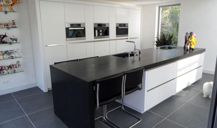 17 beste idee n over spoelbak op pinterest wastafels wastafels en gastenbadkamer - Open keuken idee ...