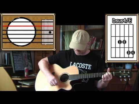 ▶ Wish You Were Here - Pink Floyd - Acoustic Guitar Lesson - YouTube