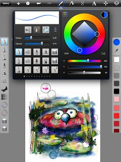 My Three Favorite iPad Apps for Art Teachers