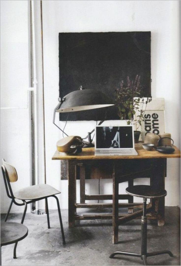 93 best I N D U S T R I A L images on Pinterest | Apartment design ...