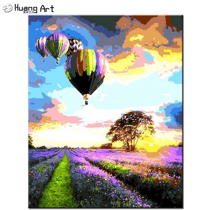 Handmade Landscape DIY Oil Painting by Number Wall Decor Colorful Balloons Picture on Canvas Painting by Number for Living Room. Yesterday's price: US $14.00 (11.44 EUR). Today's price: US $10.64 (8.64 EUR). Discount: 24%.