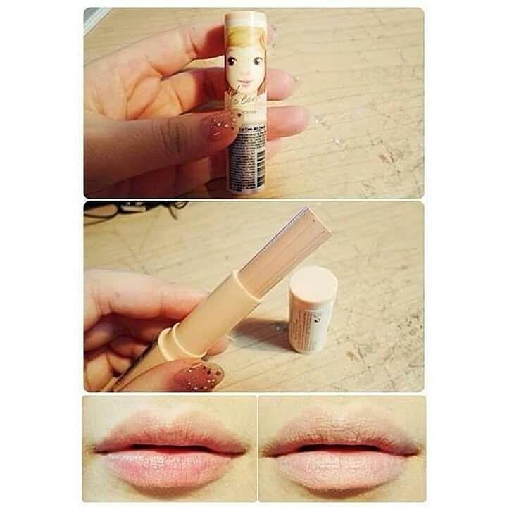 Product Name: Kissfull Lip Concealer Price: Rp 70.000 . Pakai lip concealer sebelum pakai lip tint atau lipstick atau pewarna bibir lainnya sehingga warna bibir menjadi netral dan warna lip tint bs terlihat cerah dan sesuai warna aslinya.. Jangan khawatir lagi kalo warna lip tint ga sesuai aslinya stlh dipakai.. . Info/order: - Text message atau WA ke 081328061314 - add BBM pin 7C9404F2 - line: @tyl8292h (depannya pakai @ ya) . #makeupmurah #eyeliner #lipstik #lipgloss #jualkosmetik #maskara…