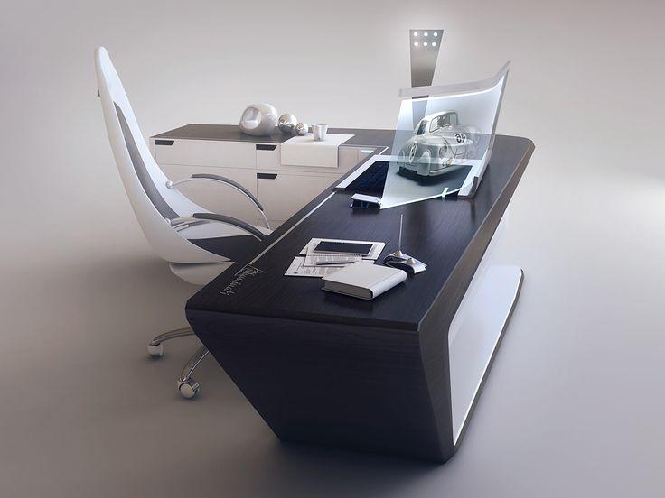 Modern Desk, Reception Desks, Furnitures, Gadgets, Secretary, Appliances,  Contemporary Desk, Office Reception Desks, Tech Gadgets
