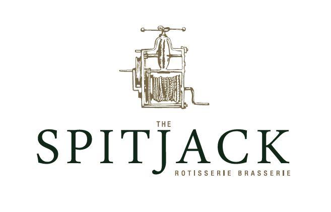 The SpitJack Rotisserie Logo #thepsitjack #restaurantlogo #newopening #cork #ireland #rotisserie #restaurant #greatlocation