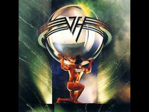 Day 5- A song that reminds you of someone. Van Halen - Love Walks In  This song is pure nostalgia for me--reminds me of slow dances with my first boyfriend. Ah, eighth grade...