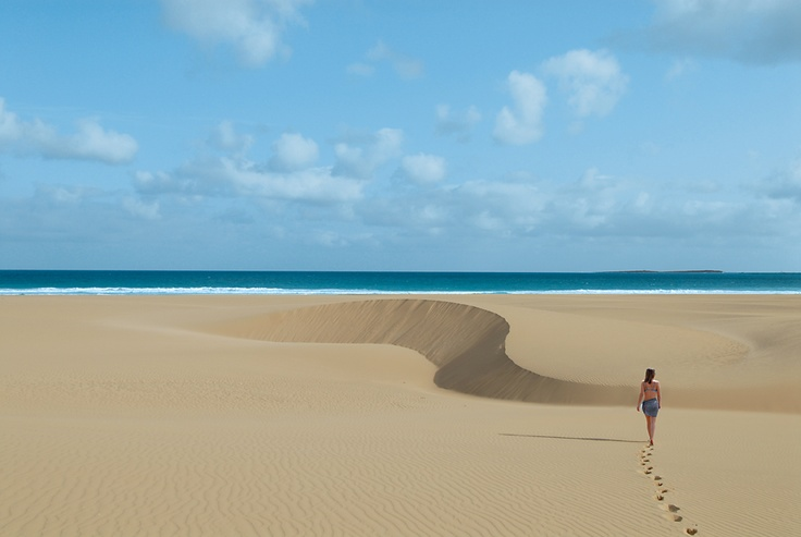 Boa Vista - the most stunning beaches I've ever seen!