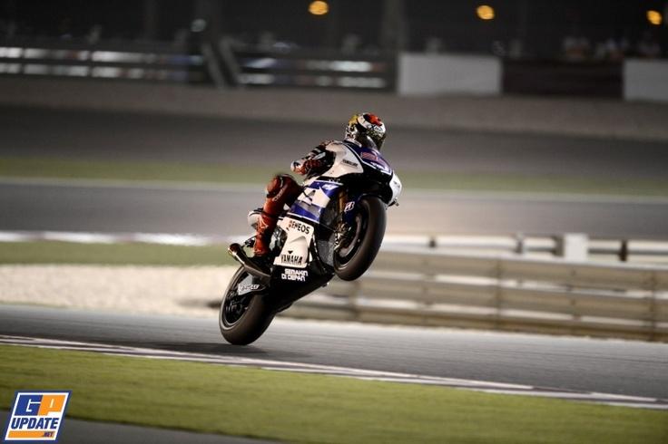 Jorge Lorenzo, Yamaha Factory Racing, 2012 Qatar MotoGP Grand Prix, MotoGP