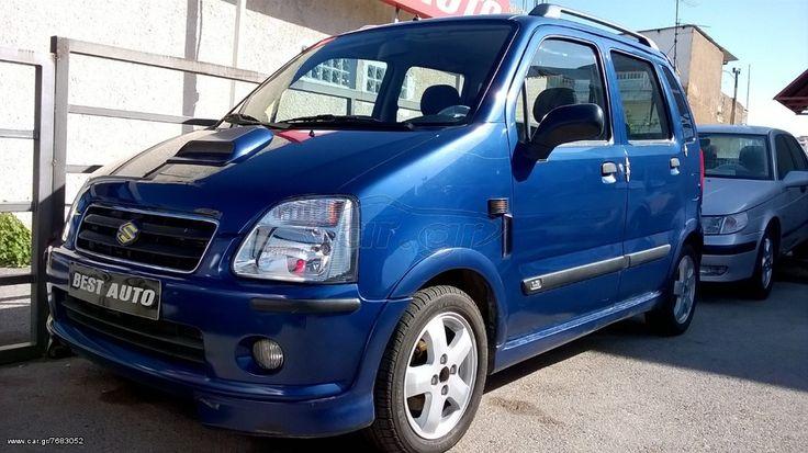 Suzuki Wagon R+ DIESEL '2005 - 4599.0 EUR - Car.gr