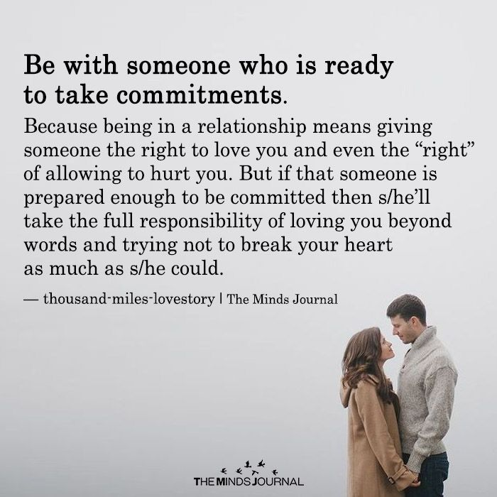 signs of a committed relationship