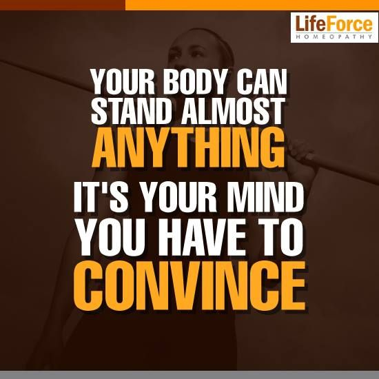 Convince your Mind and then nothing would be Impossible.