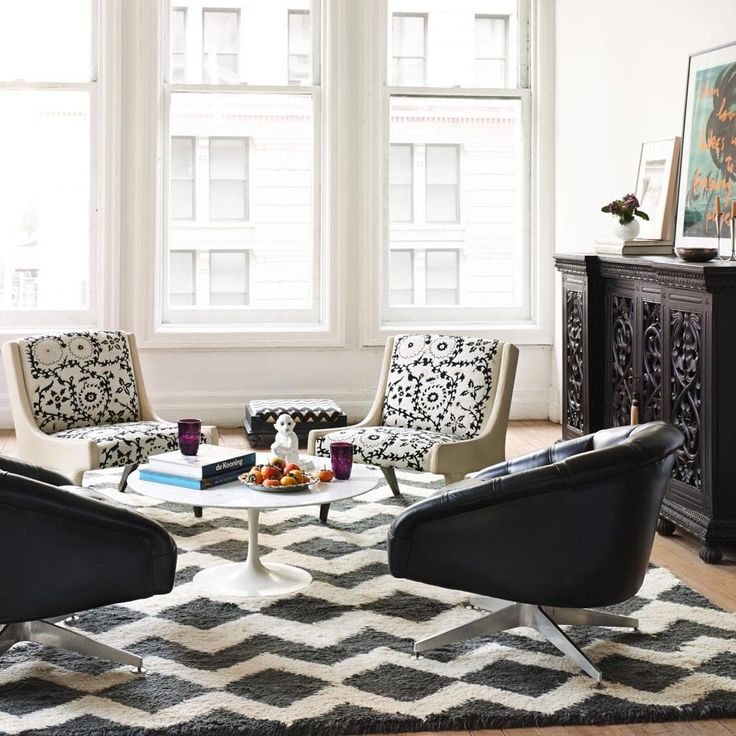 Trend Black And White Interiors Have Been Influenced By The Huge Amount Of On Fall Runways While