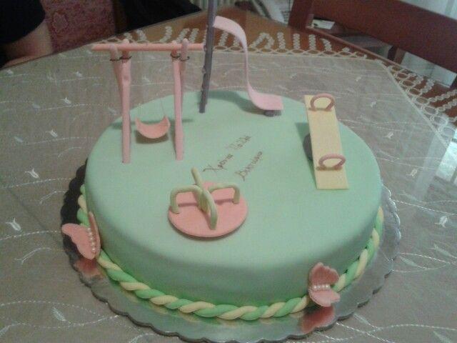 Playground cake!!!