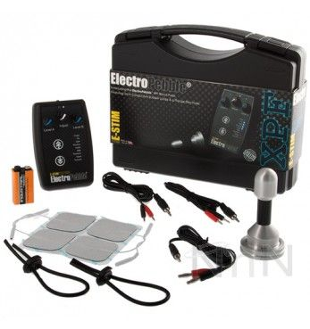 E-Stim Systems ElectroPebble XPF Play Pack | Nice 'n' Naughty | http://www.nicennaughty.co.uk/e-stim-systems-electropebble-xpf-play-pack.html