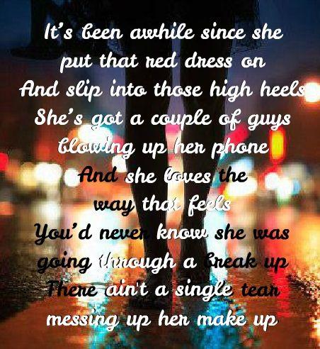 Blake shelton song god gave me you lyrics