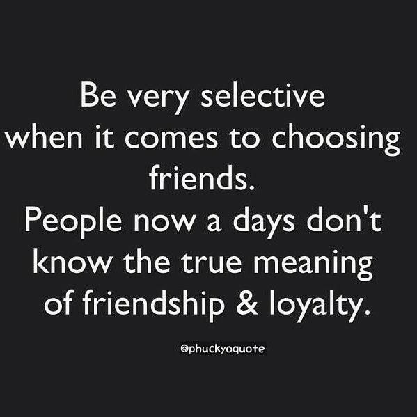 17 Best Friendship Loyalty Quotes On Pinterest
